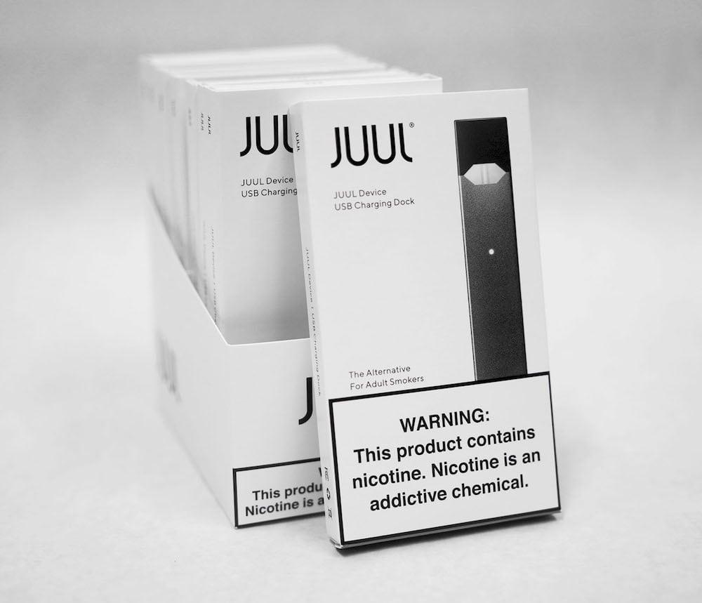 JUUL BASIC KIT SLATE(8) MTN Service Distributors