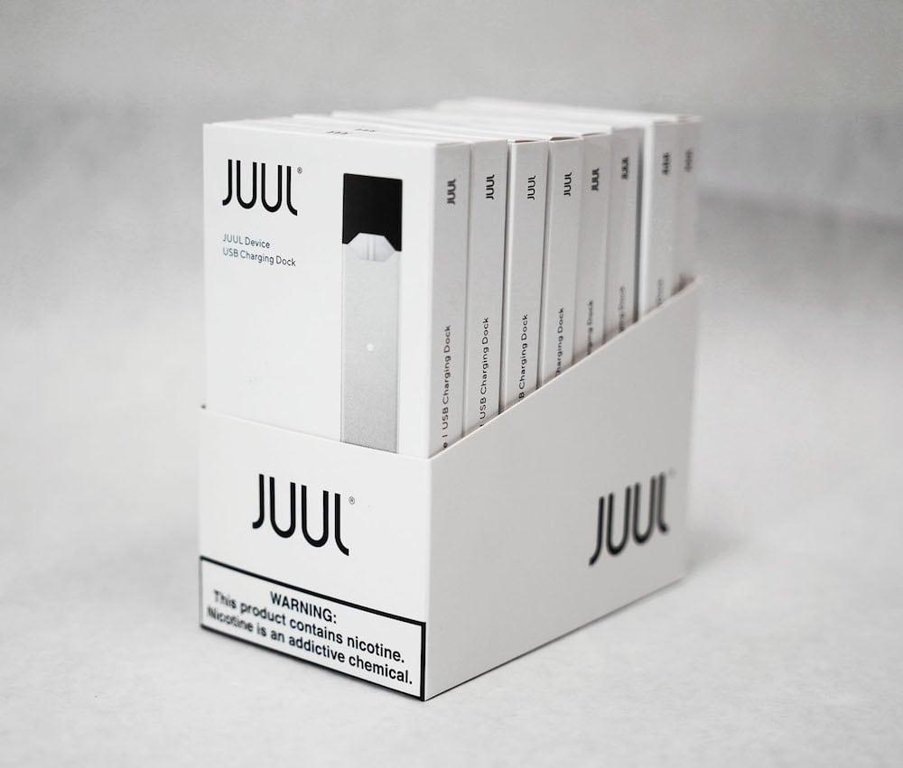 JUUL Basic Kit Silver MTN Service Distributors