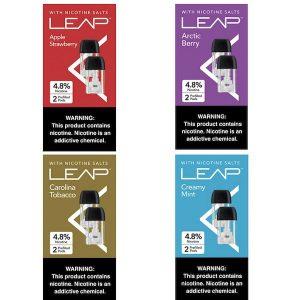 LEAP pods MTN Service